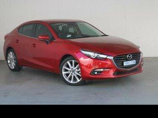 2017 Mazda 3 BN MY17 SP25 GT 6 Speed Automatic Sedan.
