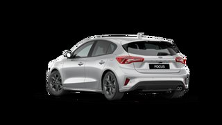 2021 Ford Focus SA ST-Line Moondust Silver 8 Speed Automatic Hatchback