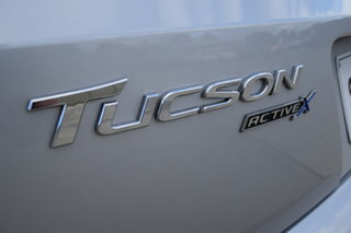 2016 Hyundai Tucson TL MY17 Active X 2WD Platinum Silver 6 Speed Sports Automatic Wagon