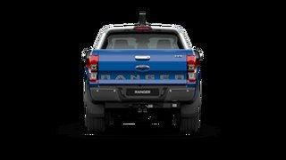 2021 Ford Ranger PX MkIII 2021.25MY XLT Blue Lightning 6 Speed Sports Automatic Double Cab Pick Up