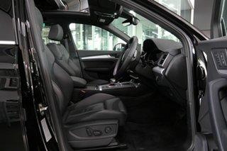 2019 Audi Q5 FY MY19 45 TFSI S Tronic Quattro Ultra Sport Black 7 Speed Sports Automatic Dual Clutch