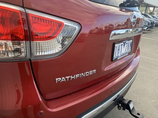 2016 Nissan Pathfinder R52 MY15 ST X-tronic 2WD 1 Speed Constant Variable Wagon