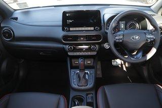 2021 Hyundai Kona Os.v4 MY21 N-Line D-CT AWD Premium Dive in Jeju 7 Speed
