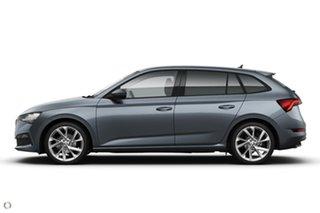 2021 Skoda Scala NW MY21 110TSI DSG Grey 7 Speed Sports Automatic Dual Clutch Hatchback.