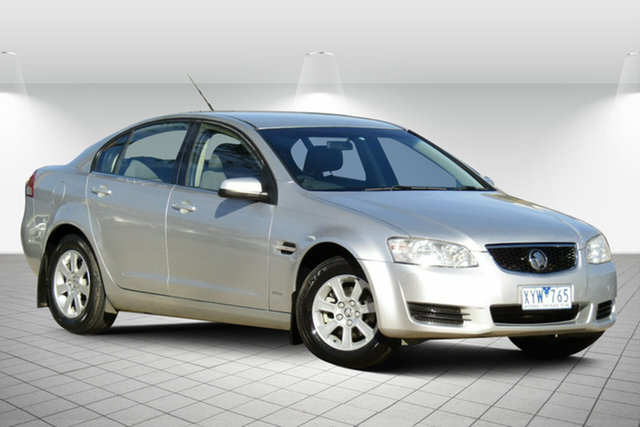 Used Holden Commodore VE II Omega Oakleigh South, 2010 Holden Commodore VE II Omega Adventurine Silver 6 Speed Sports Automatic Sedan