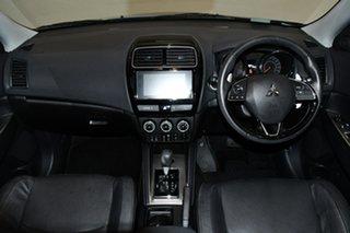 2017 Mitsubishi ASX XC MY18 XLS Blue 6 Speed Sports Automatic Wagon