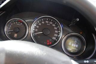 2018 Honda City GM MY19 VTi Grey 1 Speed Constant Variable Sedan