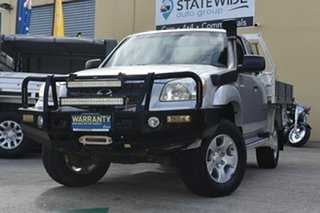 2009 Mazda BT-50 09 Upgrade Boss B3000 Freestyle DX+ (4x4) Silver 5 Speed Manual Cab Chassis.