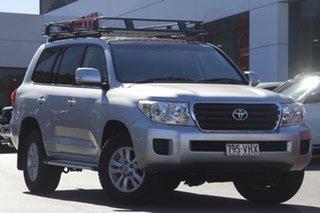 2014 Toyota Landcruiser VDJ200R MY13 GXL Silver 6 Speed Sports Automatic Wagon.
