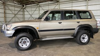 1999 Nissan Patrol GU TI 4 Speed Automatic Wagon.