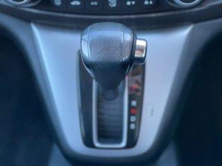 2013 Honda CR-V VTi-S Red Automatic Wagon