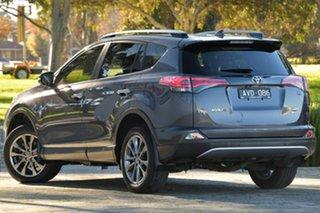 2018 Toyota RAV4 ASA44R Cruiser AWD Grey 6 Speed Sports Automatic Wagon.