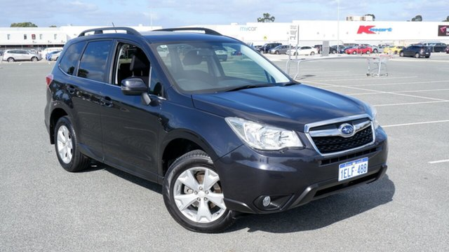 Used Subaru Forester S4 MY14 2.5i-L Lineartronic AWD Maddington, 2014 Subaru Forester S4 MY14 2.5i-L Lineartronic AWD Grey 6 Speed Constant Variable Wagon