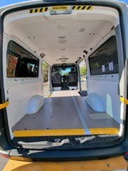 2016 Mercedes-Benz Sprinter 319CDI White 7 Speed Automatic Van.