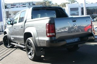 2020 Volkswagen Amarok 2H MY21 TDI580 4MOTION Perm W580S Indium Grey 8 Speed Automatic Utility.
