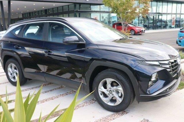 New Hyundai Tucson NX4.V1 MY22 2WD Springwood, 2021 Hyundai Tucson NX4.V1 MY22 2WD Deep Sea 6 Speed Automatic Wagon