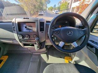 2016 Mercedes-Benz Sprinter 319CDI White 7 Speed Automatic Van