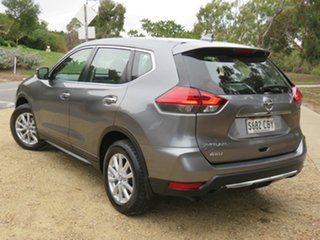 2017 Nissan X-Trail T32 Series II ST X-tronic 4WD Grey 7 Speed Constant Variable Wagon