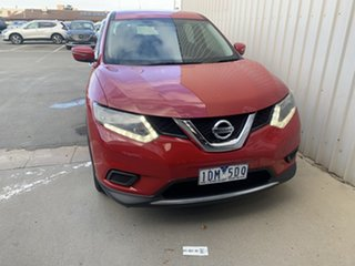 2014 Nissan X-Trail T32 ST X-tronic 2WD 7 Speed Constant Variable Wagon.