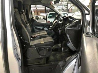 2014 Ford Transit Custom VN 290S Low Roof SWB Silver 6 Speed Manual Van