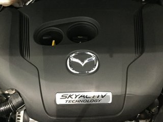 2018 Mazda CX-9 TC Azami SKYACTIV-Drive Sonic Silver 6 Speed Sports Automatic Wagon