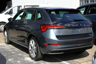 2020 Skoda Scala NW MY21 110TSI Quartz Grey 7 Speed Sports Automatic Dual Clutch Hatchback.