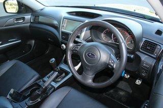 2011 Subaru Impreza MY11 WRX (AWD) Grey 5 Speed Manual Sedan