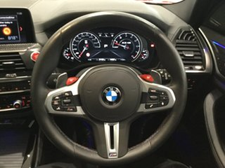 2019 BMW X3 M F97 Competition M Steptronic M xDrive Toronto Red/leather 8 Speed Sports Automatic
