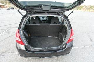 2003 Honda Jazz GD VTi Black 5 Speed Manual Hatchback