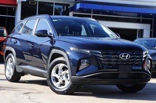 2021 Hyundai Tucson NX4.V1 MY22 2WD Deep Sea Blue 6 Speed Automatic Wagon.