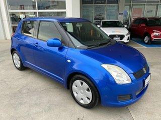2009 Suzuki Swift RS415 S Blue 4 Speed Automatic Hatchback.