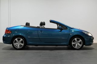 2006 Peugeot 307 T6 CC Dynamic Blue 4 Speed Sports Automatic Cabriolet
