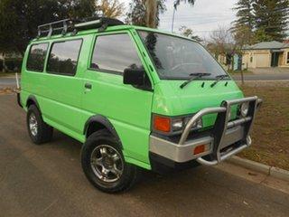 1987 Mitsubishi Express SF 5 Speed Manual Van.