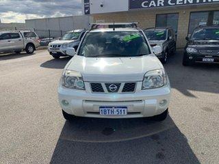 2003 Nissan X-Trail T30 ST (4x4) White 4 Speed Automatic Wagon.