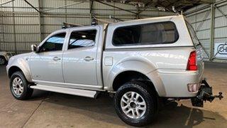 2014 Tata Xenon MY15 Silver 5 Speed Manual Utility