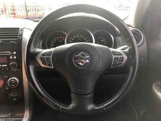 2009 Suzuki Grand Vitara JT MY08 Upgrade Prestige (4x4) Black 5 Speed Automatic Wagon