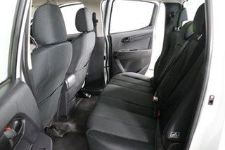 2018 Isuzu D-MAX TF MY18 SX (4x4) White 6 Speed Automatic Crew Cab Chassis