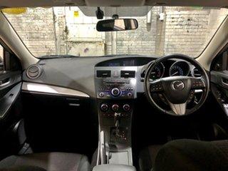 2013 Mazda 3 BL10F2 MY13 Maxx Activematic Sport Black 5 Speed Sports Automatic Hatchback