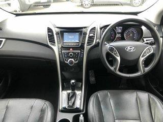 2015 Hyundai i30 GD3 Series II MY16 Active X Black 6 Speed Sports Automatic Hatchback