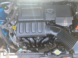 2013 Mazda 2 DE10Y2 MY14 Neo Sport Blue 4 Speed Automatic Hatchback