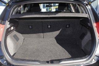 2012 Toyota Corolla ZRE152R MY11 Levin SX Black 6 Speed Manual Hatchback