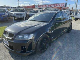 2009 Holden Commodore VE MY09.5 SV6 Black 5 Speed Automatic Sedan.