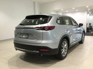 2018 Mazda CX-9 TC Azami SKYACTIV-Drive Sonic Silver 6 Speed Sports Automatic Wagon.