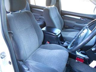 2003 Toyota Landcruiser Prado KZJ120R GXL White 4 Speed Automatic Wagon