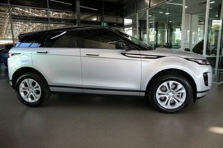 2019 Land Rover Range Rover Evoque L551 MY20 D150 S Silver 9 Speed Sports Automatic Wagon