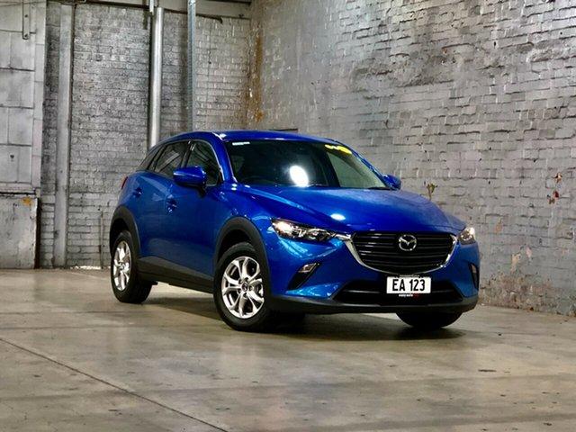 Used Mazda CX-3 DK2W7A Maxx SKYACTIV-Drive FWD Sport Mile End South, 2019 Mazda CX-3 DK2W7A Maxx SKYACTIV-Drive FWD Sport Blue 6 Speed Sports Automatic Wagon