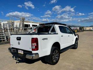 2018 Holden Colorado RG MY18 LTZ Pickup Crew Cab White/111218 6 Speed Sports Automatic Utility.