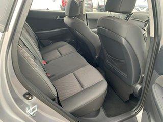 2012 Hyundai i30 FD MY12 SX Silver 4 Speed Automatic Hatchback