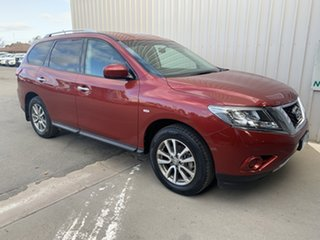 2016 Nissan Pathfinder R52 MY15 ST X-tronic 2WD 1 Speed Constant Variable Wagon.