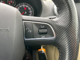 2011 Audi A3 8P MY11 TDI Sportback S Tronic Ambition Grey/creme 6 Speed Sports Automatic Dual Clutch